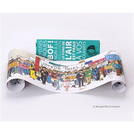 Schlüsselanhänger Donald Duck, 6,5 cm