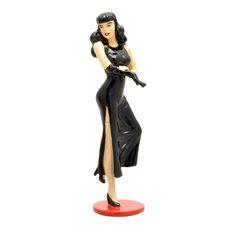 Figur Gaston mit Buch, Kunstharz (Plastoy 00311)