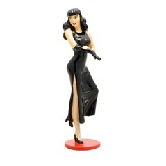 Figure Gaston with book, Resin