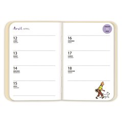 Gaston Lagaffe Statue Resin: Gaston with seagull (Plastoy 312)