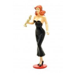 Figur Garfield mit Herz