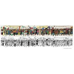 Asterix Keychain: Centurio with Sword