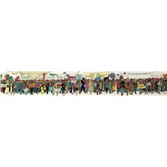 Asterix Keychain: Unhygienix the fishmonger