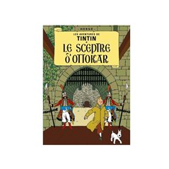 Figurine Obelix with Menhir