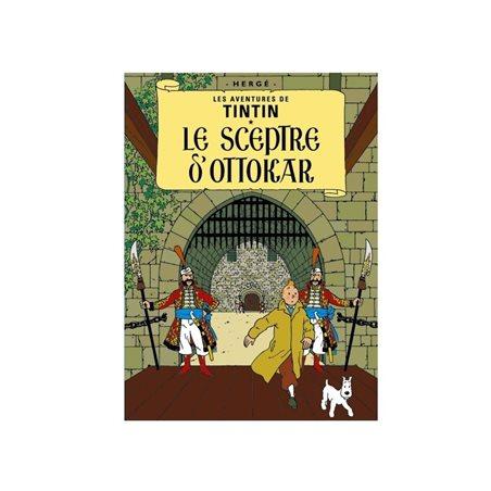 Figurine Obelix with Menhir