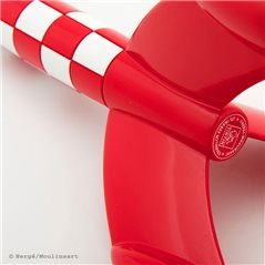 Asterix Keychain: The Lion of Caesar