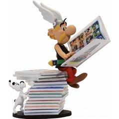Classic Vintage Alarm clock Tintin running (Moulinsart 82255)