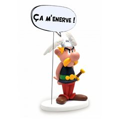 Collectible figure Tintin Gino Carte de voeux 1972 (Moulinsart 46500)