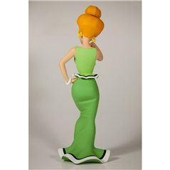 Collection Figurine Gaston Lagaffe holding sign (Plastoy 00309)