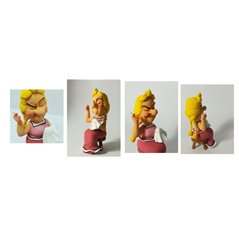 Asterix & Obelix Figur: Frau Geriatrix, 18 cm (Fariboles MMEAGE)