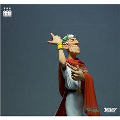 Tintin collectible figure The Skiplane Destination New York No.49 (Moulinsart 29569)