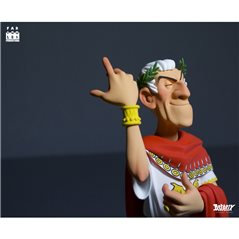 Tintin collectible figure The Santaero passenger plane Nº50 (Moulinsart 29570)
