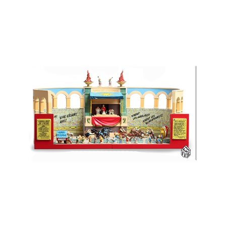 Figur Spiderman kniet, 7 cm (Marvel Comics)