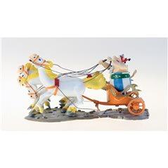 Figur Unglaubliche Hulk, 9 cm (Marvel Comics)