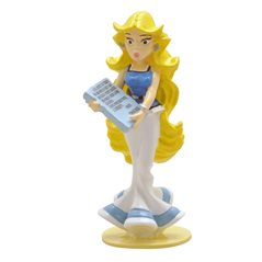 Figure Iron Spiderman, 9 cm (Marvel Comics)