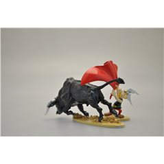 Figur Spiderman stehend, 7 cm (Marvel Comics)