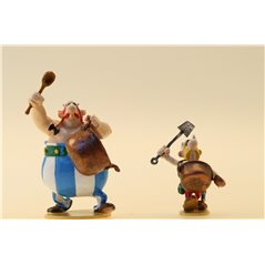 Tintin Bag: Recycled paper bag Tintin and Snowy ils arrivent, 36x32x11cm (Moulinsart 04241)