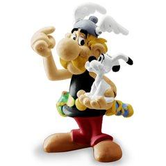 Tintin Keychain: Captain Haddock, 4 cm (Moulinsart 42315)