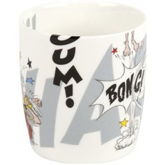 Asterix Untersetzer Idefix, 10x10 cm