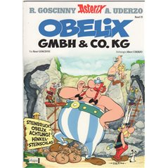 A4 Plastic Folder The Adventures of Tintin Orange Perfil (Moulinsart 15161)
