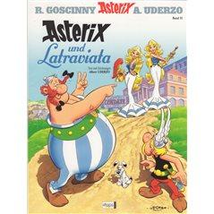Tim und Struppi Klarsichthülle A4 - Mondraketen Start (Moulinsart 15134)