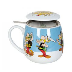 Cover-Poster Tim und Struppi: Le 7 Boules de Cristal