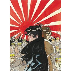 Cover-Poster Tintin: L´Affaire Tournesol