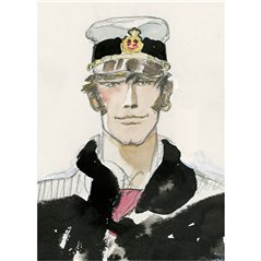 Tim und Struppi Postkarte: Tintin en Amérique, 15x10cm (Moulinsart 30071)