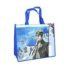 Postcard Tintin Album: L'lLe noire, 15x10cm (Moulinsart 30075)