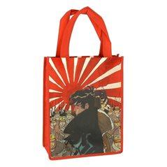 Tim und Struppi Postkarte: L'étoile mystérieuse, 15x10cm (Moulinsart 30078)