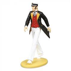 Postcard Tintin Album: Les 7 boules de cristal, 15x10cm (Moulinsart 30081)