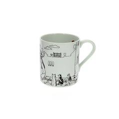Postcard Tintin Album: Le temple du soleil, 15x10cm (Moulinsart 30082)