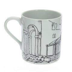 Tim und Struppi Postkarte: Tintin au pays de l'or noir, 15x10cm (Moulinsart 30083)