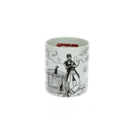 Postcard Tintin Album: Objectif Lune, 15x10cm (Moulinsart 30084)