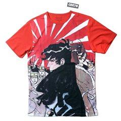 Tim und Struppi T-Shirt Tim und Haddock, Größe M und L (Moulinsart 864)