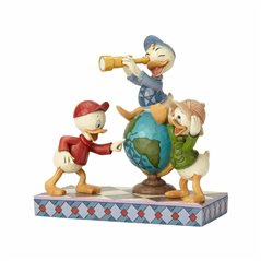 Berthet Pin-up Metallfiguren Display aus Holz (Pixi 5326)