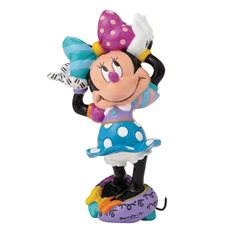 Smurf Statue Resin: The Handy Smurf, 11 cm (Plastoy 00178)