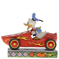 Smurf Statue Resin: The Smurf with a stack of books, 12 cm (Plastoy 00180)