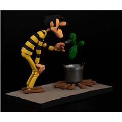 Statue Tintin in Trenchcoat, 12 cm
