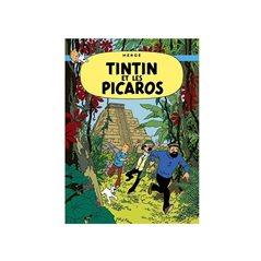 Comic book Tintin Vol 08: Die Krabbe mit den goldenen Scheren