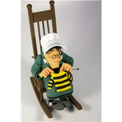 Keychain Chi cat playing (Attakus ATTKKPC12)