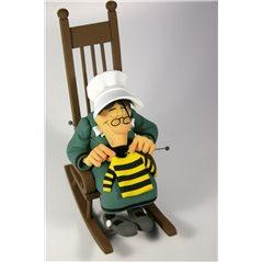 Schlüsselanhänger Chi Katze spielend (Attakus ATTKKPC12)