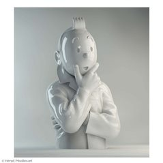 Comic book Tintin Vol 05: Der Arumbaya Fetisch