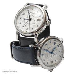 Comic book Tintin Vol 09: Der geheimnisvolle Stern