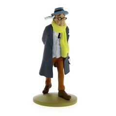 Tintin T-Shirt Homecoming in Red, Size S-XL (Moulinsart 873)