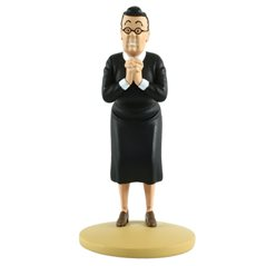 A4 Plastic Folder The Adventures of Tintin - Spacewalk (Moulinsart 15123)