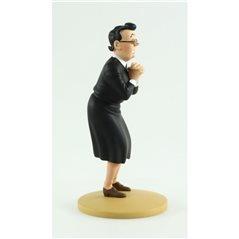 Model Leopard-man, 31cm: Le Musée Imaginaire de Tintin (Moulinsart 46004)
