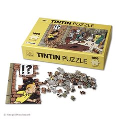 Comic Tim und Struppi Band 14: Im Reiche des schwarzen Goldes