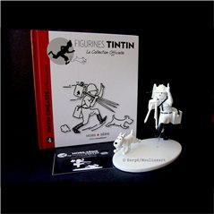 Comic book Tintin Vol 16: Schritte auf dem Mond