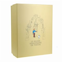 Collectible lead Figure Astérix: Getafix carrying the cauldron (Origine No.2 Pixi 2346)
